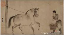 赵孟頫名画欣赏