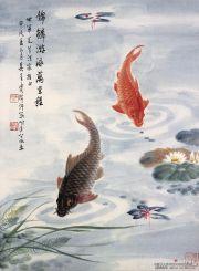 """""""鱼王""""吴青霞_附高清作品大图"""
