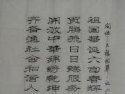 参赛者:武汉黄陂-李时敏
