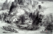 中国山水画写生创作专题页1-21全
