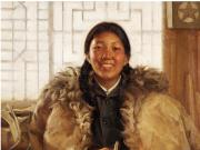 公社女书记--靳之林