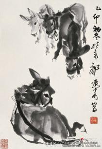 闲聊艺术大师黄胄的动物画