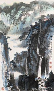 陈维信国画作品欣赏