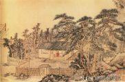 杜琼绘画作品欣赏