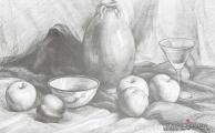 素描在美术教育中的地位