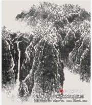 中国山水画技法10