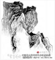 中国山水画技法13