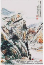 记越南华人画家李克柔