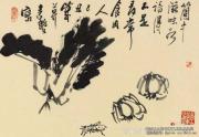 中国画的继承与发展