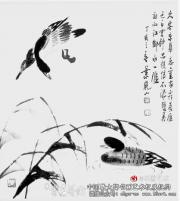 雁画诗的八个妙用