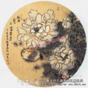 赏读程桂莲的花鸟画作品