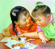 """""""平静的收获者""""海派画家张大昕100周年诞辰"""