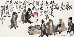 猿猴画家徐培晨