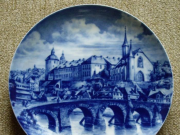 瓷盘画收藏别具特色