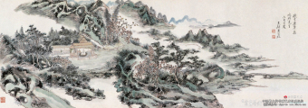 黄宾虹——我的画论