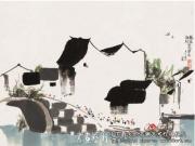 吴冠中——绘画的形式美
