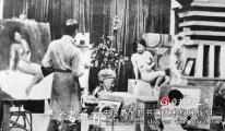 刘海粟回忆:江青的裸体素描