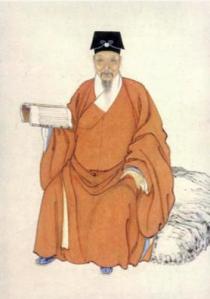 徐璋人物肖像画(下)