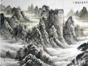 中国山水画的意象