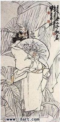 记安徽画家陈光林
