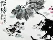 记天津画家刘国胜