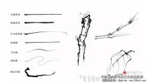 中国画笔法的演变