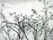 陈明信的花鸟画艺术
