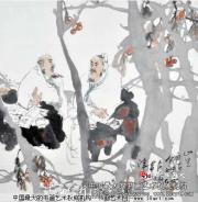 王春涛水墨画创作