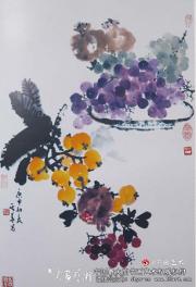 王其华的花鸟画