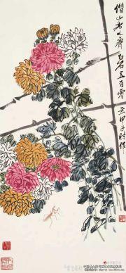 """中国画妙在""""似与不似之间"""""""