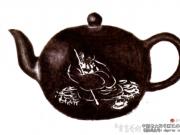 壶艺陶艺书画镌刻欣赏