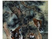虎--张善孖