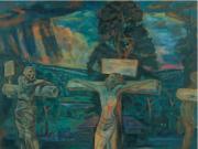 十字架绞刑--图图诺夫