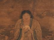 刘海戏蟾图--刘俊