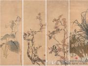 四季花卉--任薰