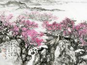 拥有灵性的江南山水画