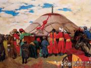 乌珠穆沁草原的新牧民