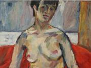 裸体--王悦之