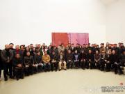 中国非具象油画艺术展开幕