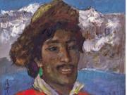 藏族牧民--邵晶坤