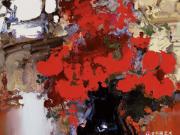 餐桌上的红花蜕变系列