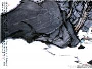 莫晓卫的写意人物画