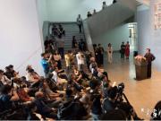 当代陶艺大展在广州美院美术馆开幕