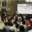 镶嵌中国马赛克艺术邀请展在美术馆开幕