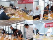 (大芬)中青年油画展初评在京举办