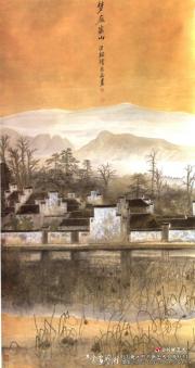许惠南 太湖之滨的江南画家