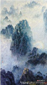 冯健亲的油画梦