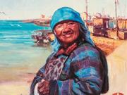 革命历史风俗画到油画民族化