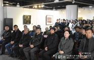山西甘肃陕西三省漆画邀请展开幕