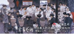 庆祝新中国成立70周年系列艺术展览掠影